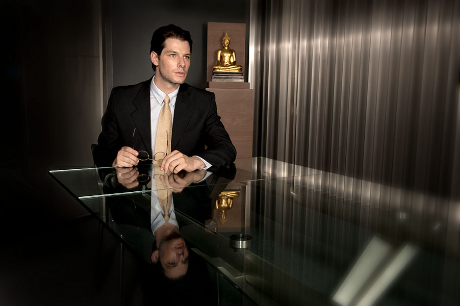 Corporate Business Profile Photography