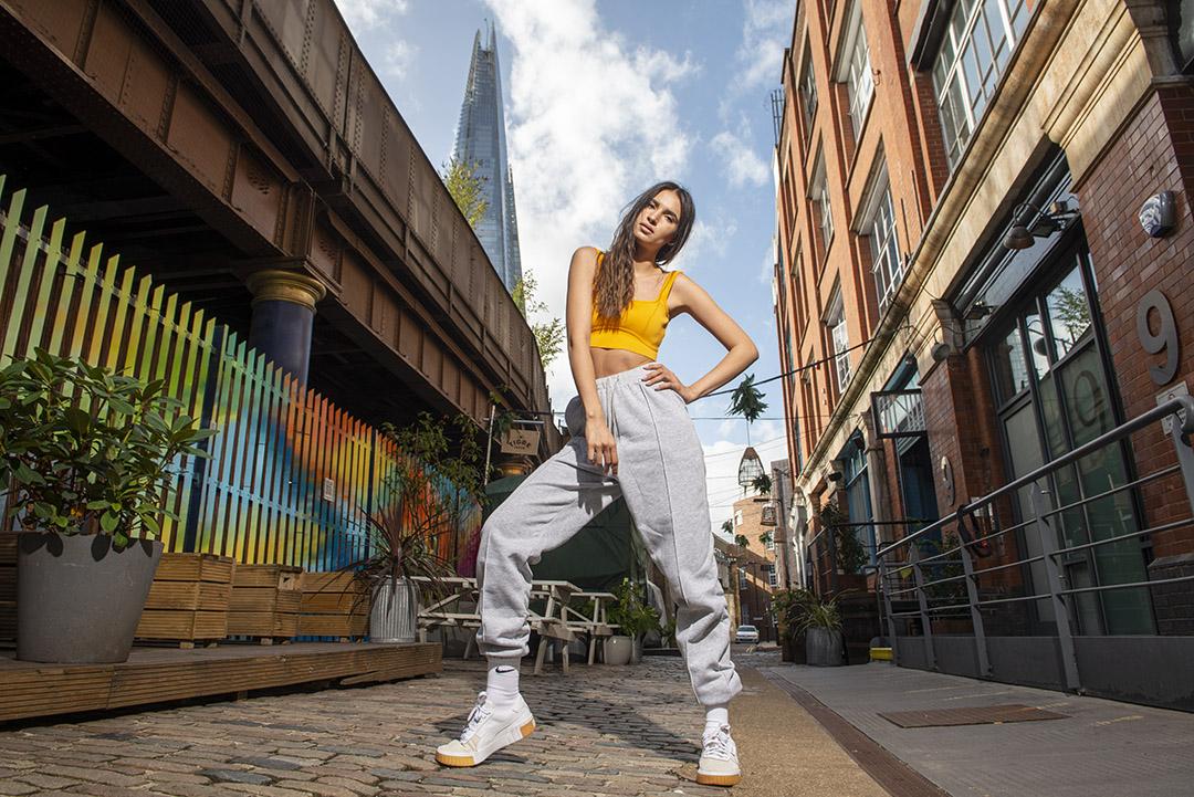 London Bridge Fashion Photography Shoot